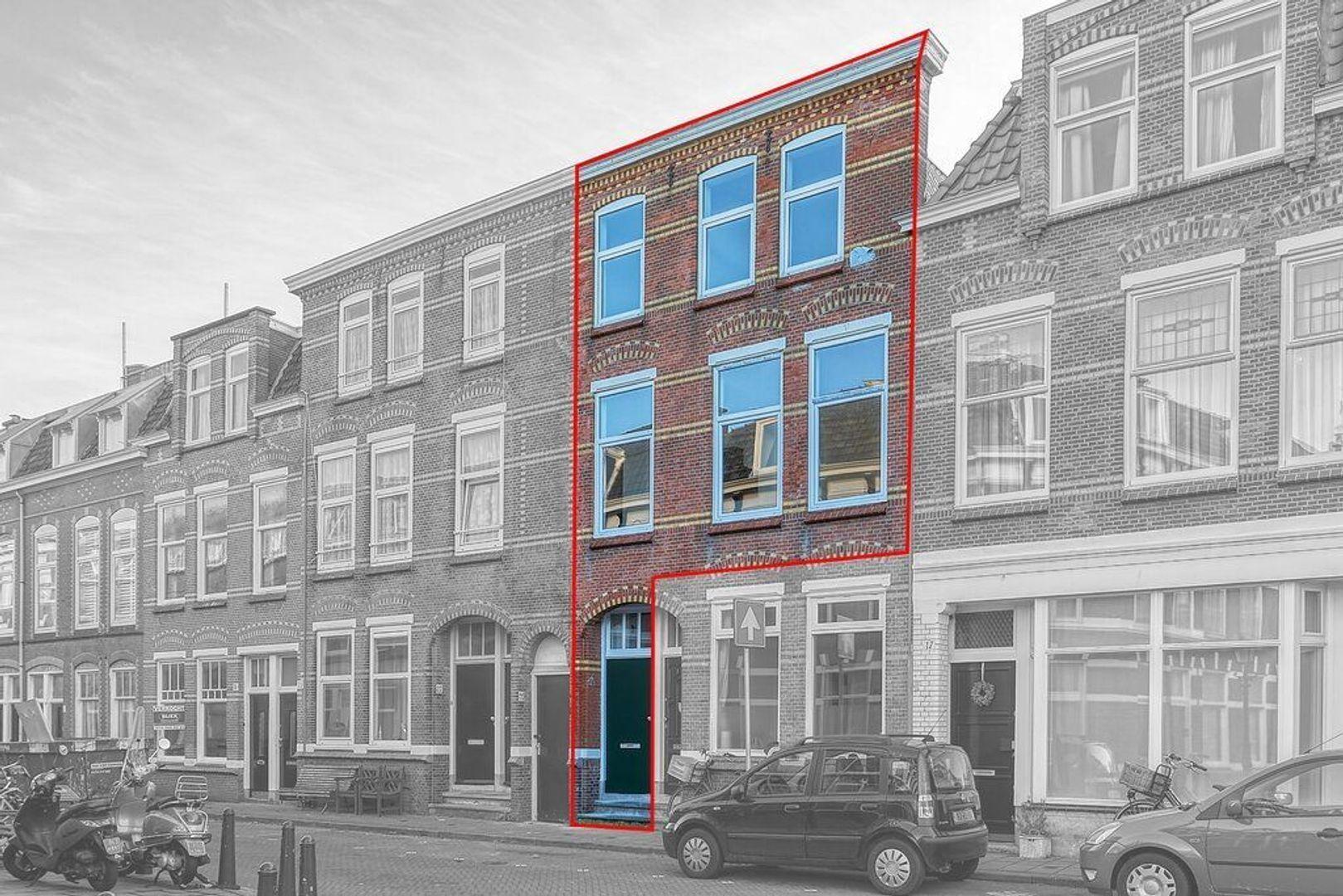 Willem Beukelszoonstraat, Den Haag foto-5 blur