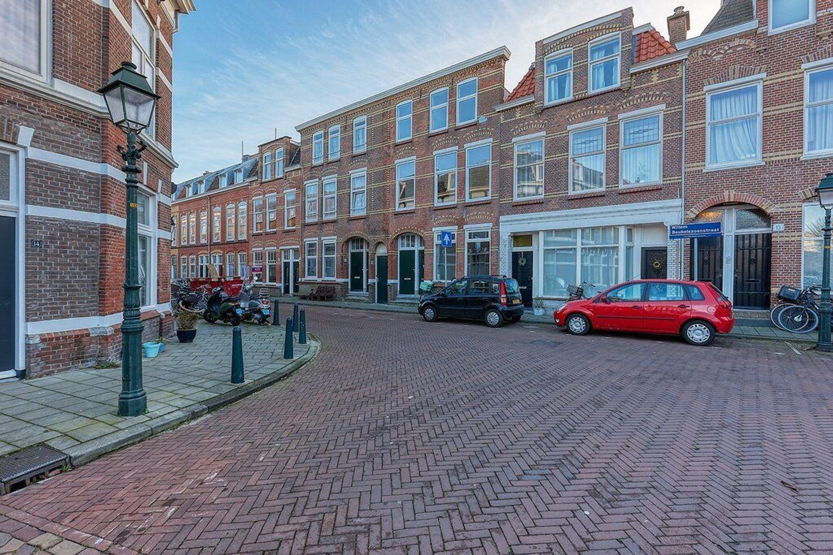 Willem Beukelszoonstraat, Den Haag foto-35 blur