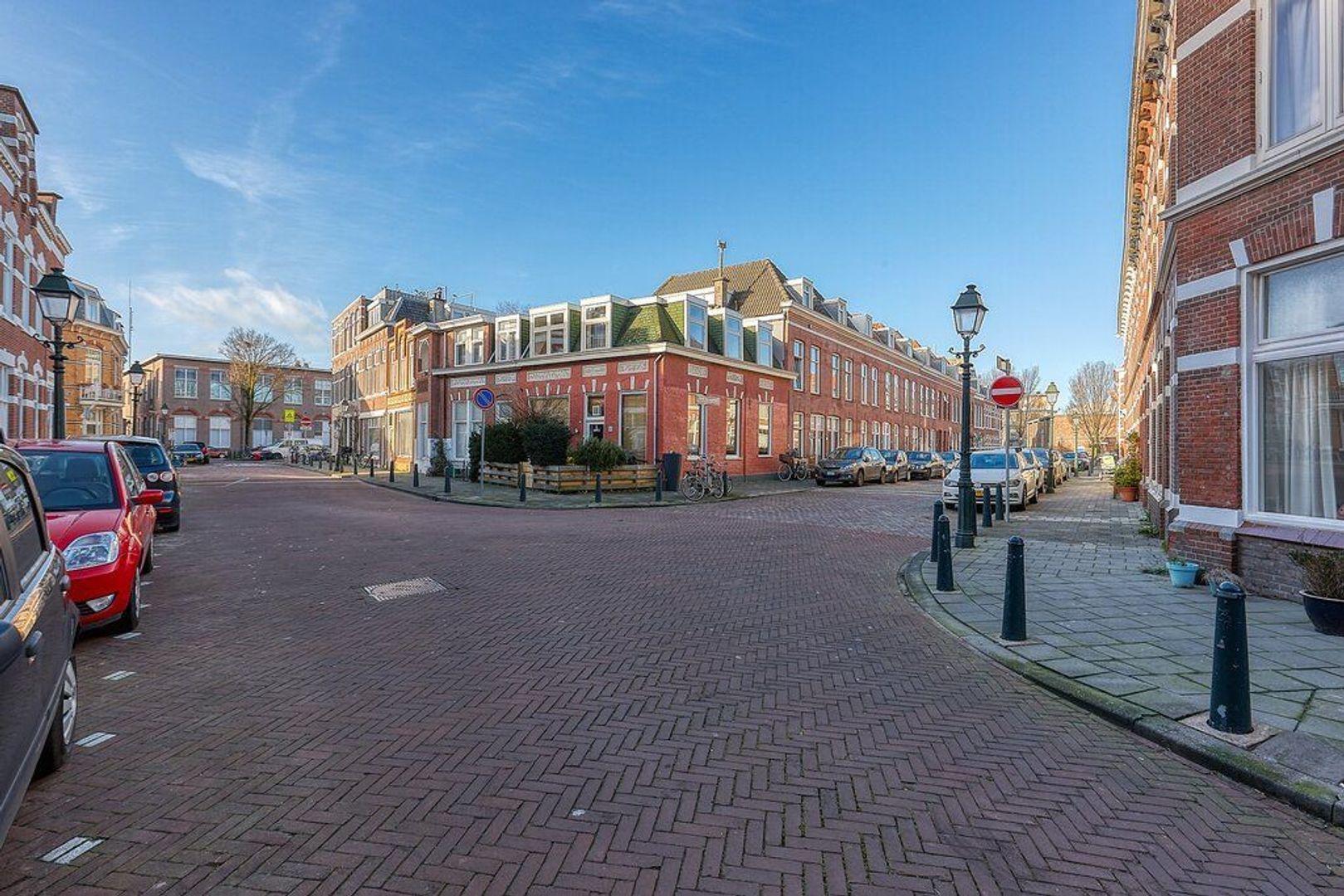 Willem Beukelszoonstraat, Den Haag foto-36 blur