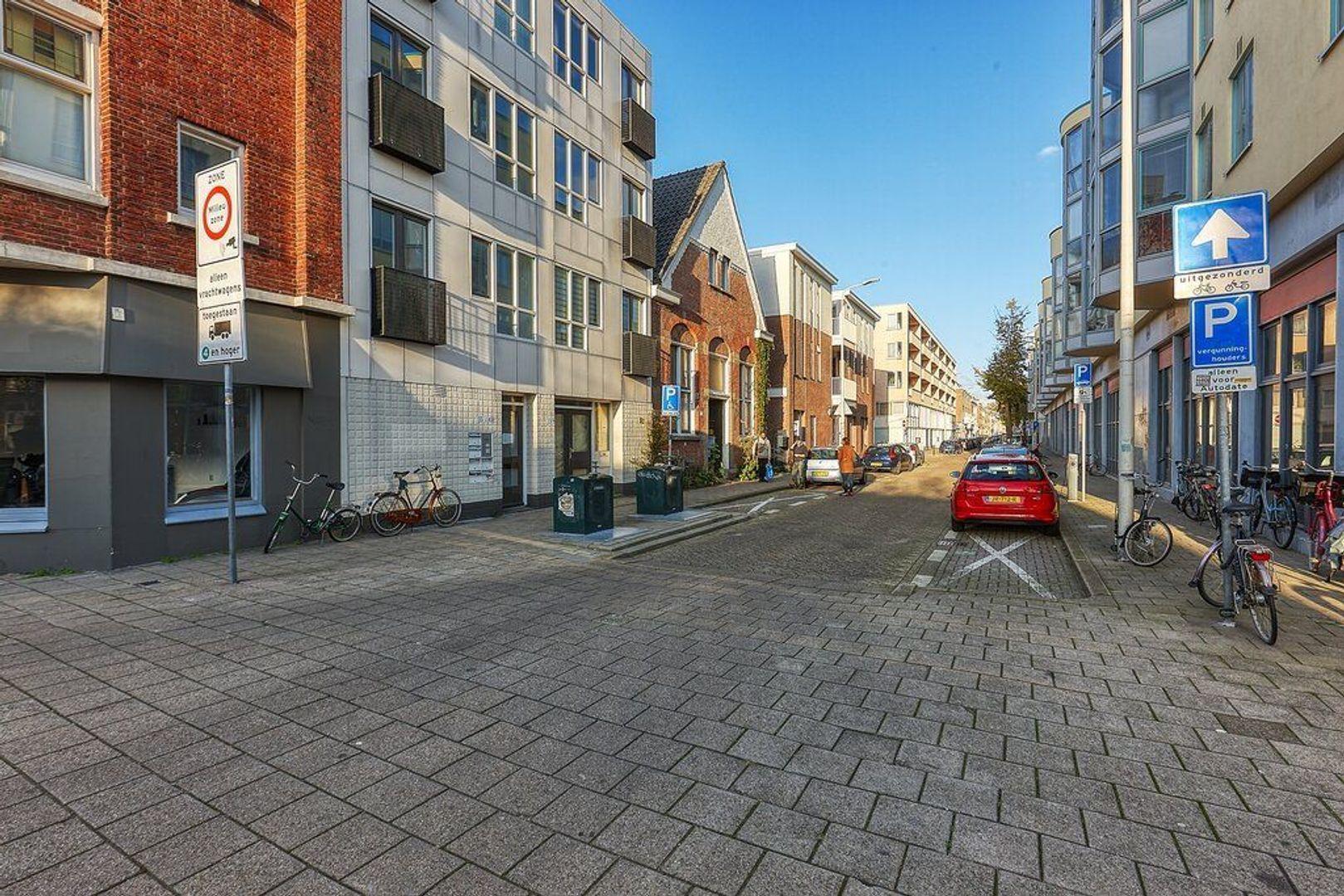 Witte de Withstraat, Den Haag foto-29 blur