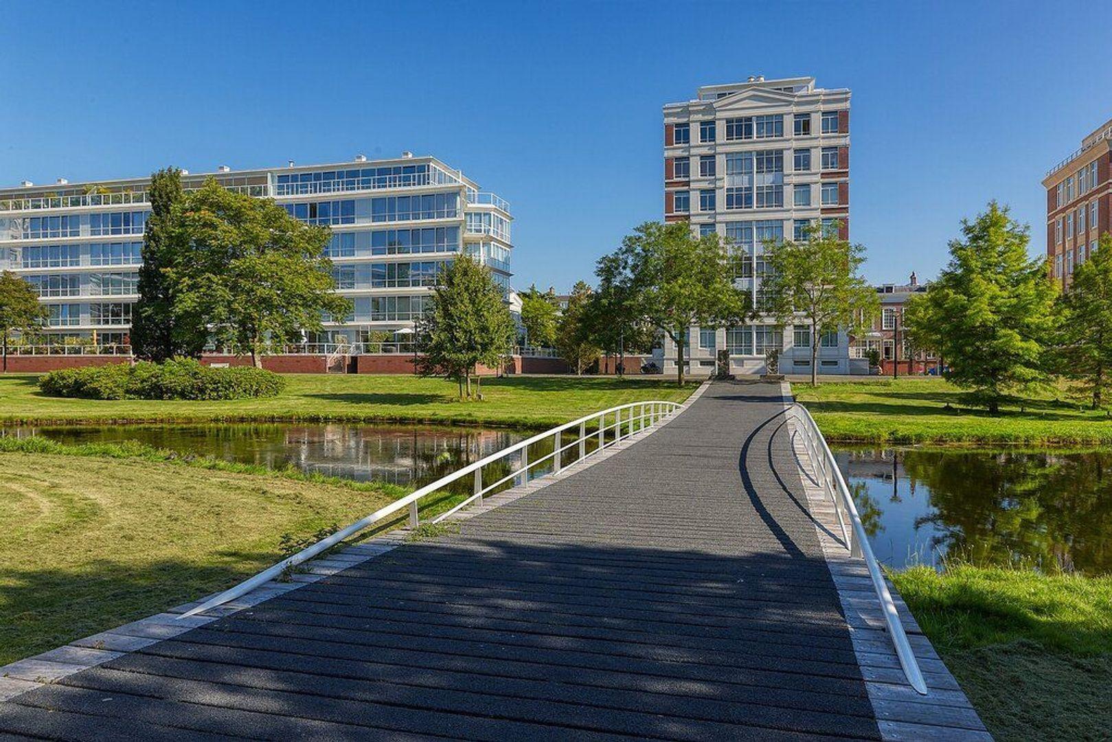 Burgemeester Marijnenlaan, Den Haag foto-0 blur
