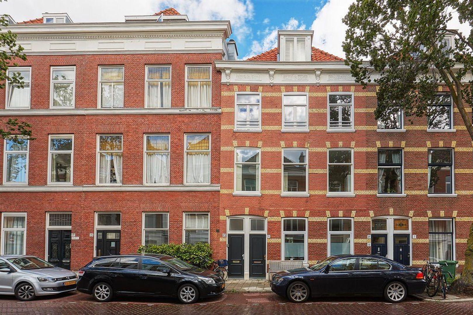 Prins Hendrikstraat, Den Haag foto-2 blur