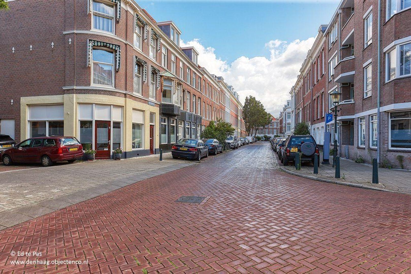 Prins Hendrikstraat, Den Haag foto-23 blur