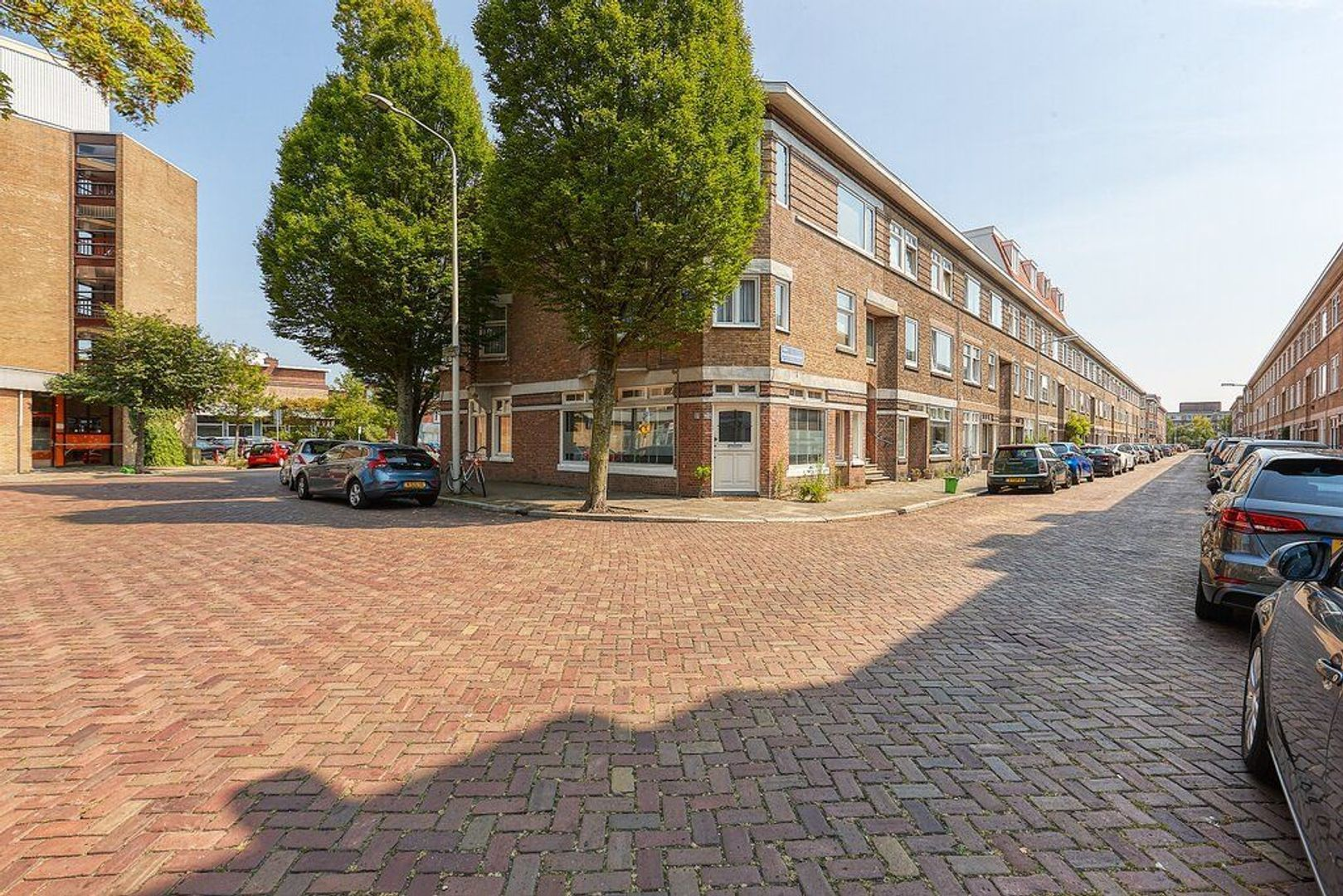 De Sillestraat, Den Haag foto-17 blur