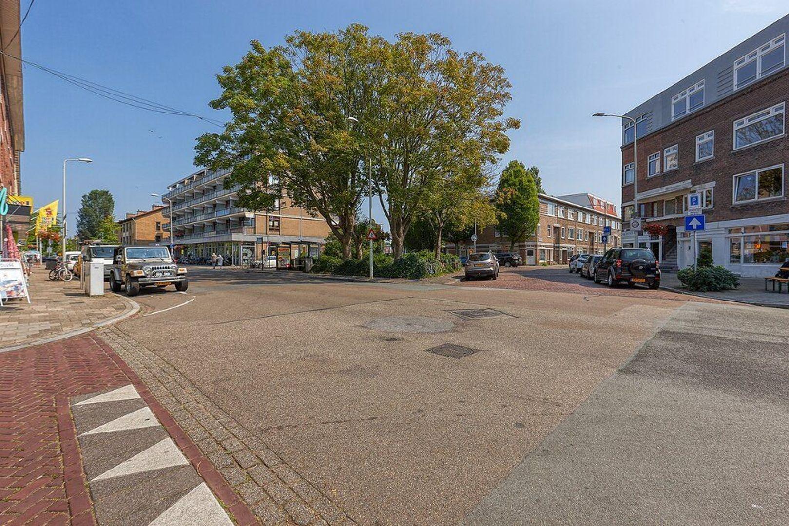 De Sillestraat, Den Haag foto-19 blur
