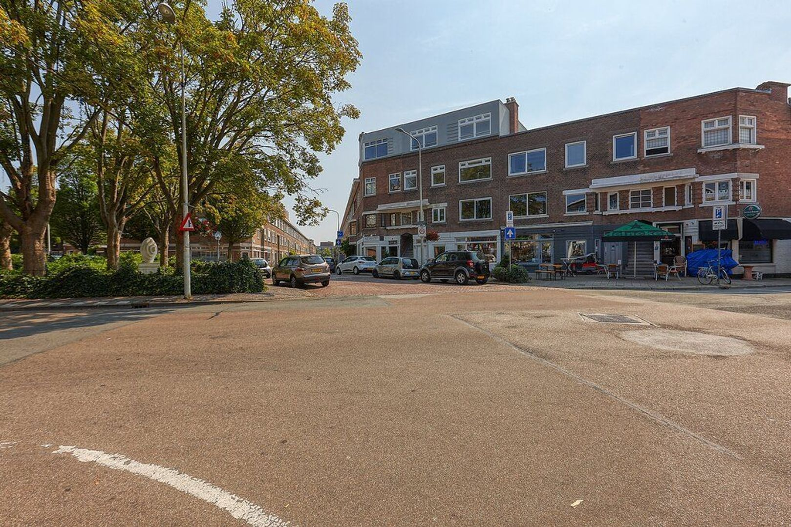 De Sillestraat, Den Haag foto-20 blur