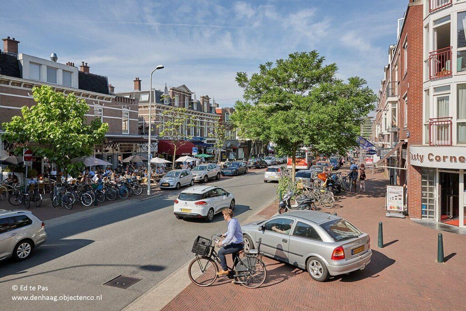 De Sillestraat, Den Haag foto-22 blur