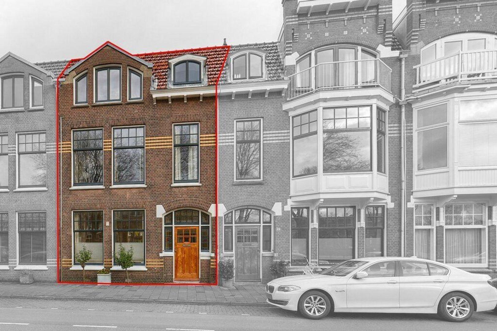 Van Boetzelaerlaan, Den Haag foto-2 blur