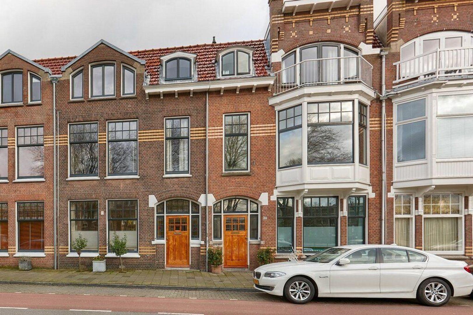 Van Boetzelaerlaan, Den Haag foto-34 blur