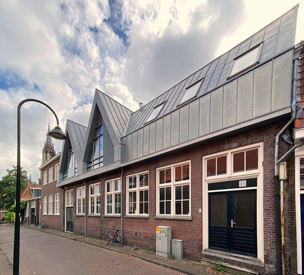 Pluympot, Delft foto-24 blur