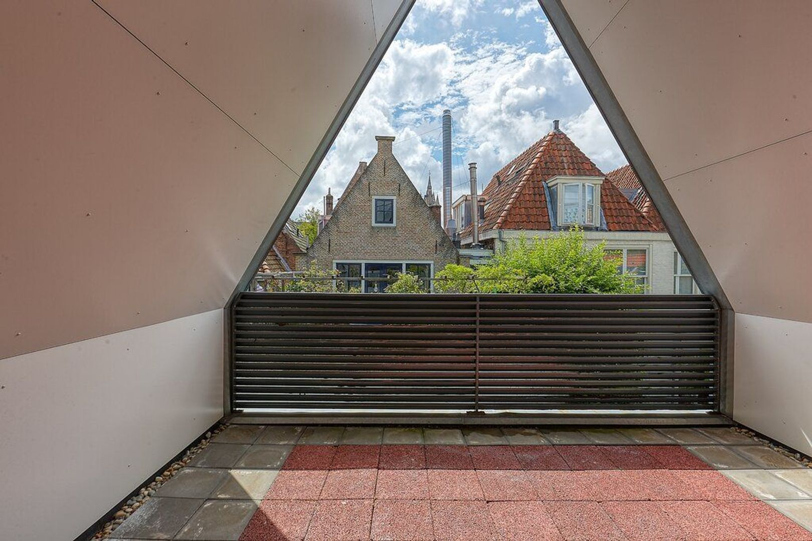 Pluympot, Delft foto-7 blur