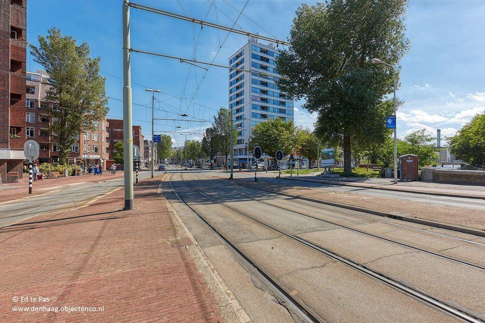 Laan van Meerdervoort, Den Haag foto-23 blur