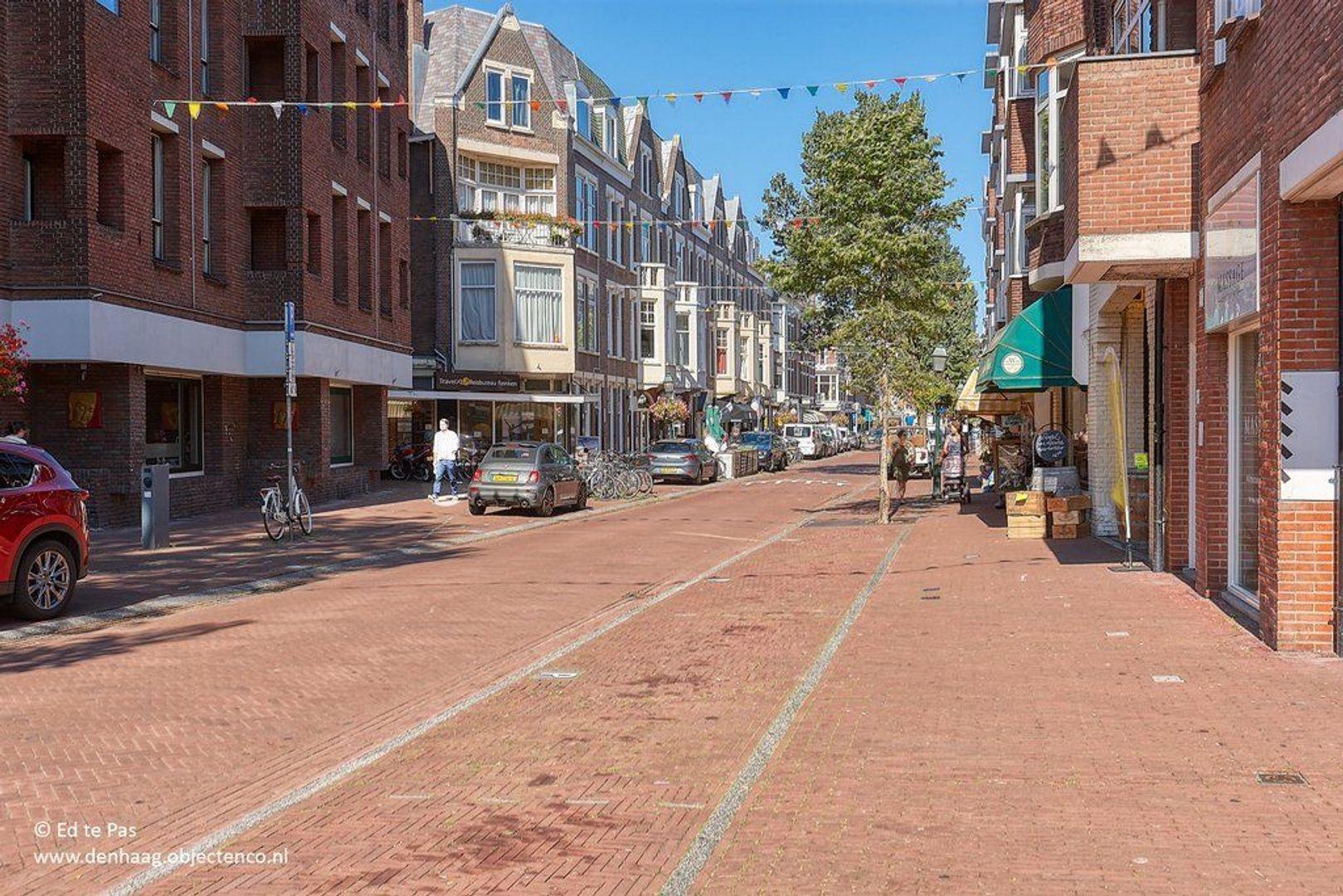 Laan van Meerdervoort, Den Haag foto-28 blur
