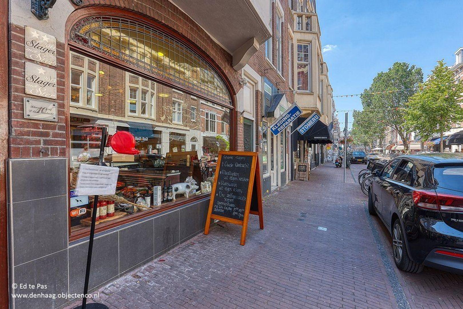 Laan van Meerdervoort, Den Haag foto-29 blur