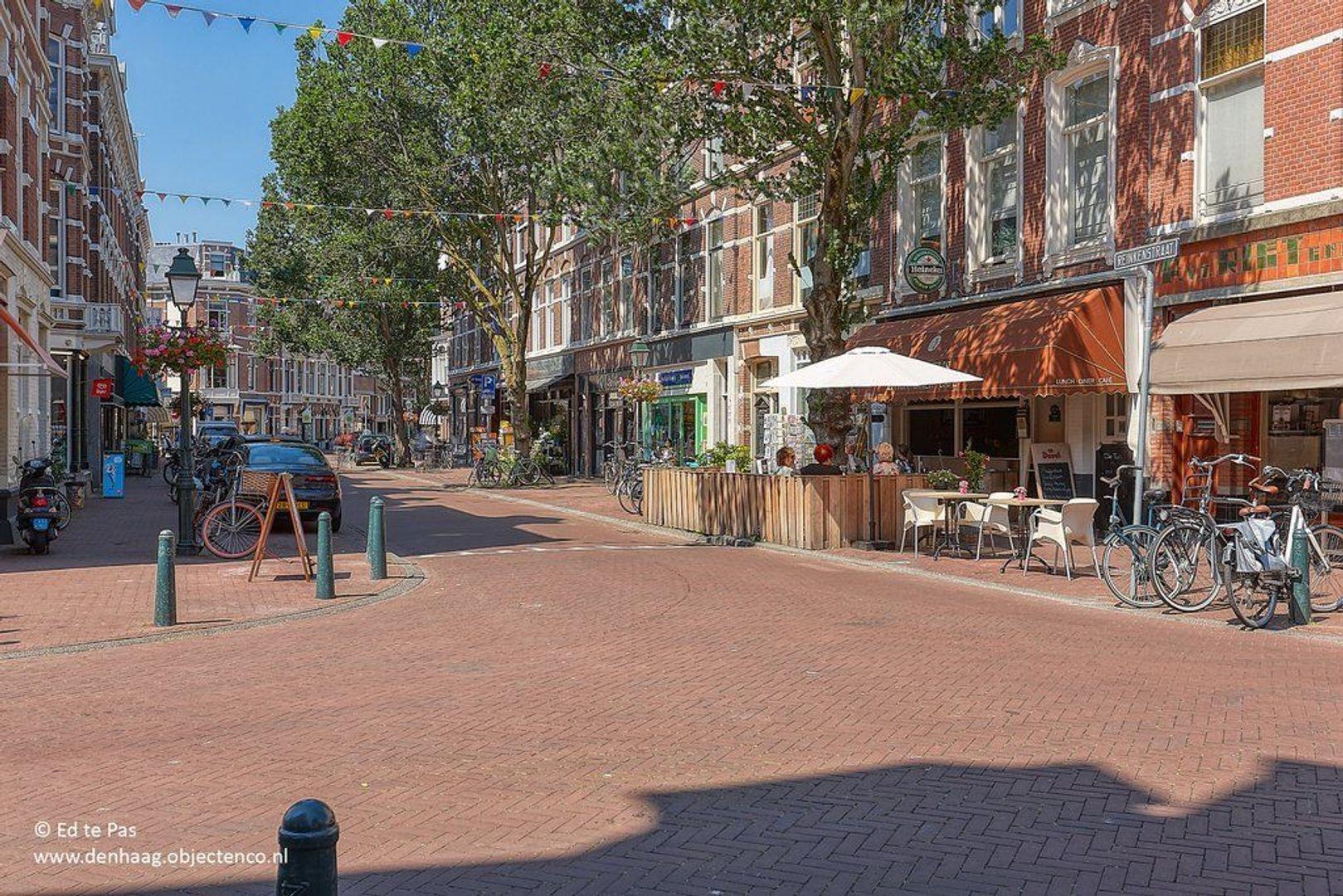 Laan van Meerdervoort, Den Haag foto-30 blur