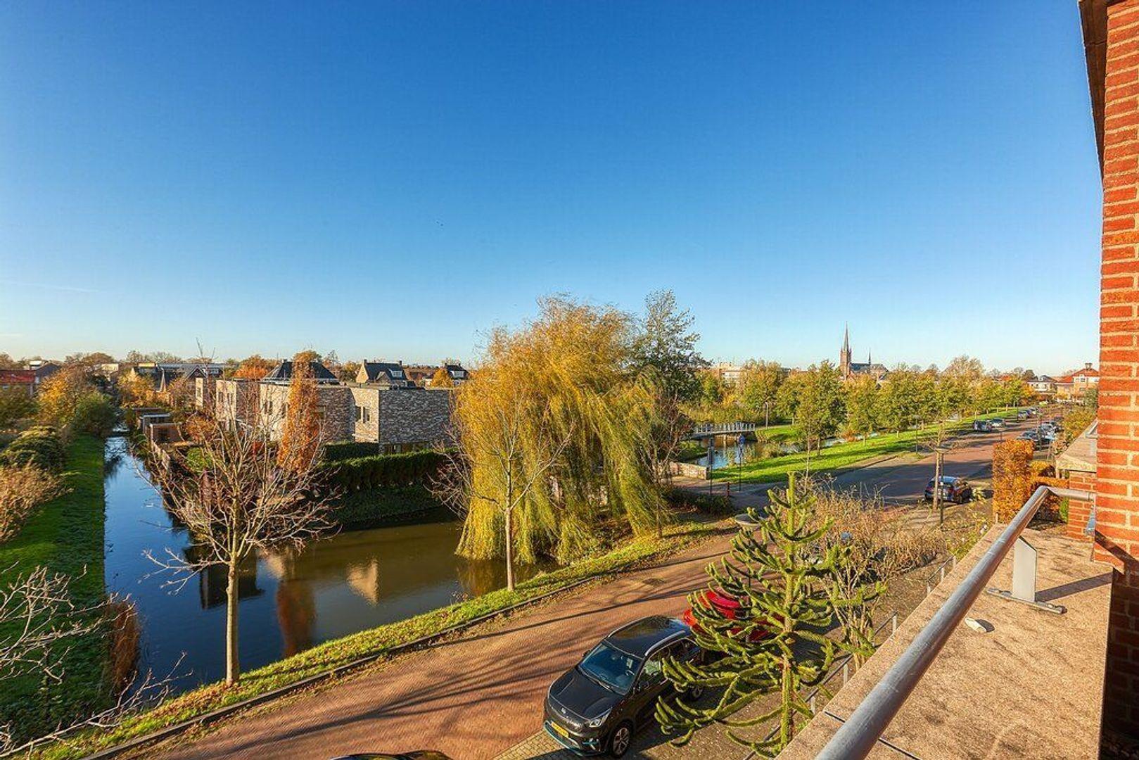 Waterlandsingel, Den Haag foto-28 blur