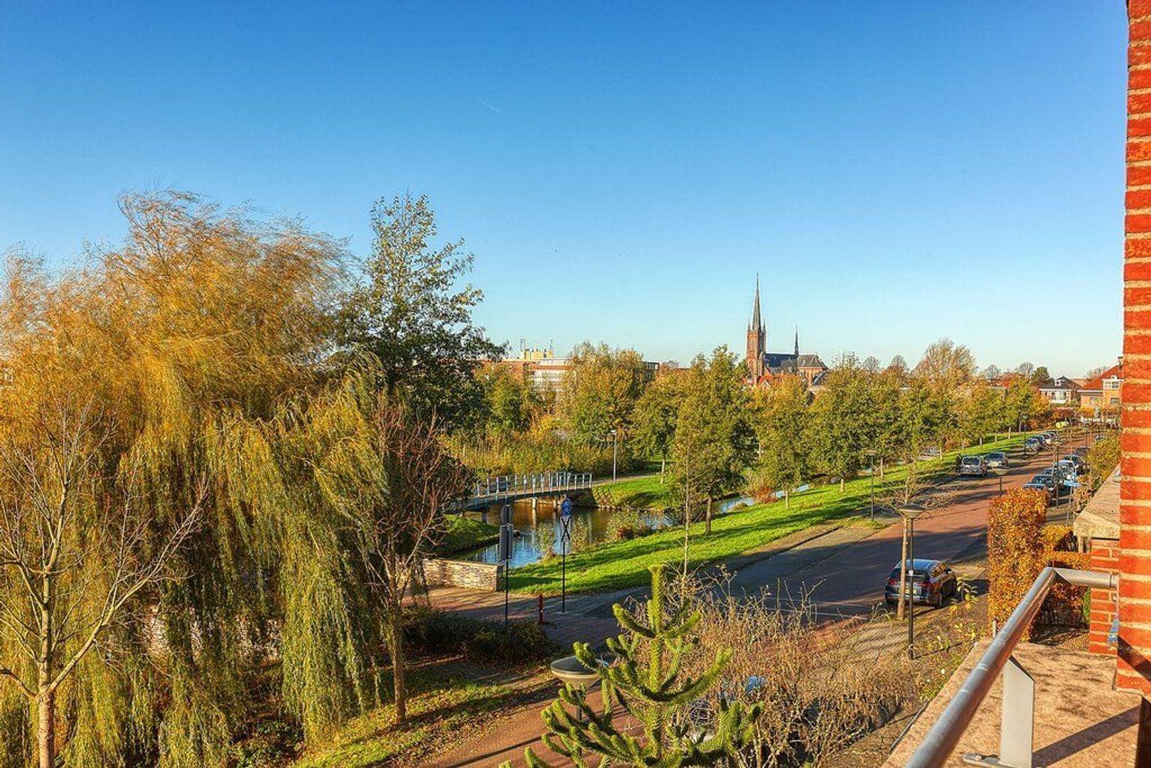 Waterlandsingel, Den Haag foto-29 blur