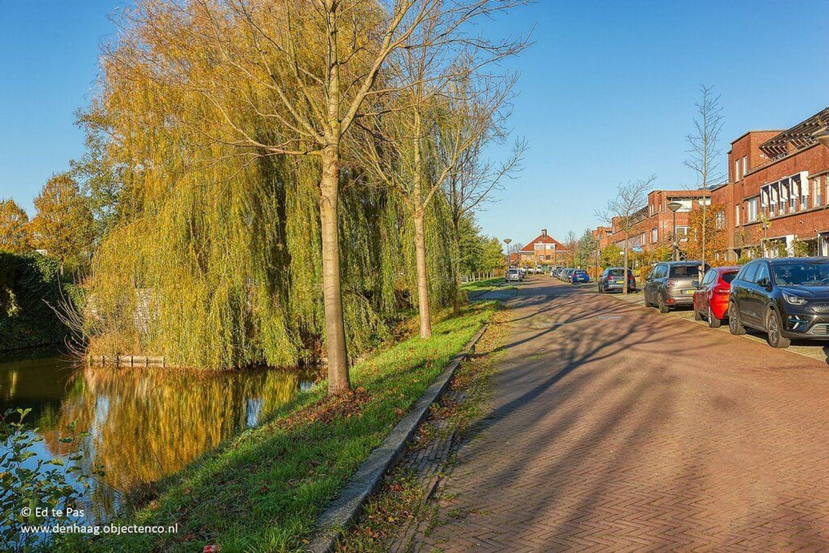 Waterlandsingel, Den Haag foto-31 blur