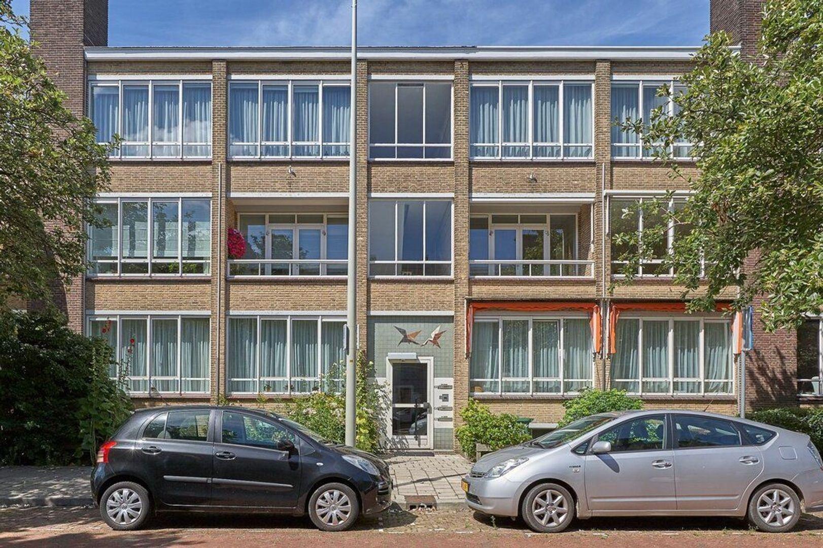 Breitnerlaan, Den Haag foto-20 blur