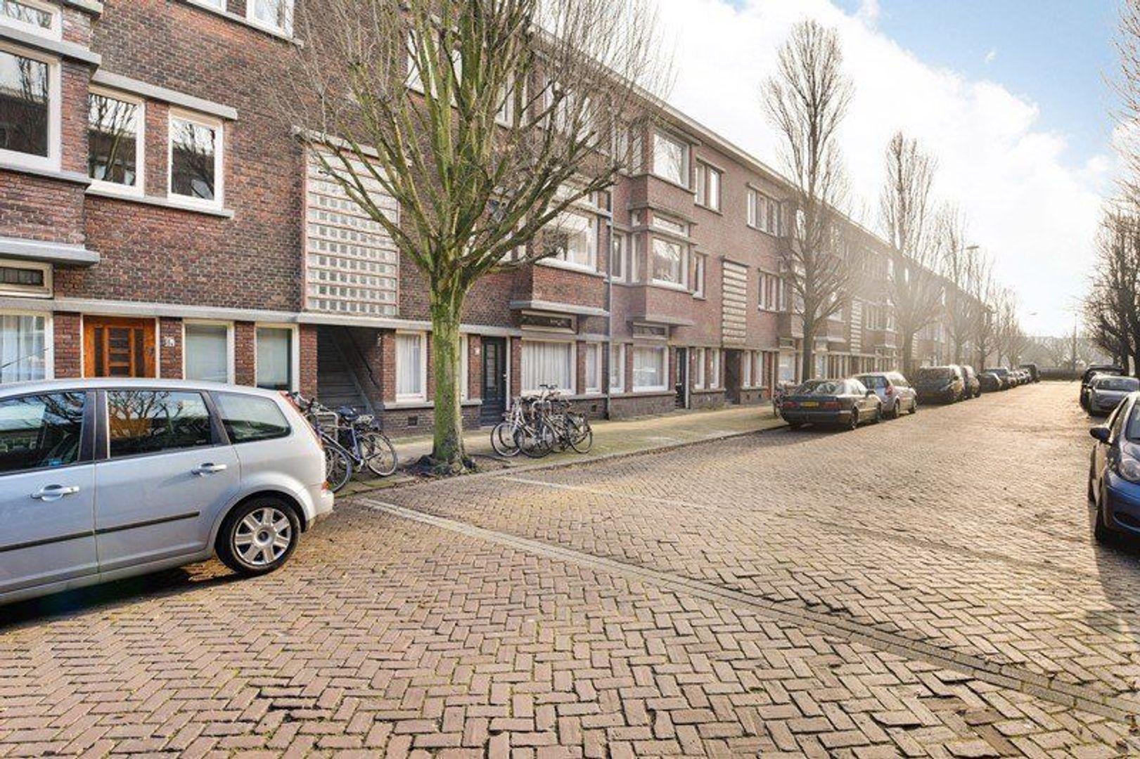 Stuyvesantstraat, Den Haag foto-23 blur