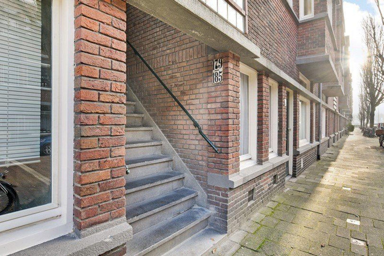 Stuyvesantstraat, Den Haag foto-25 blur