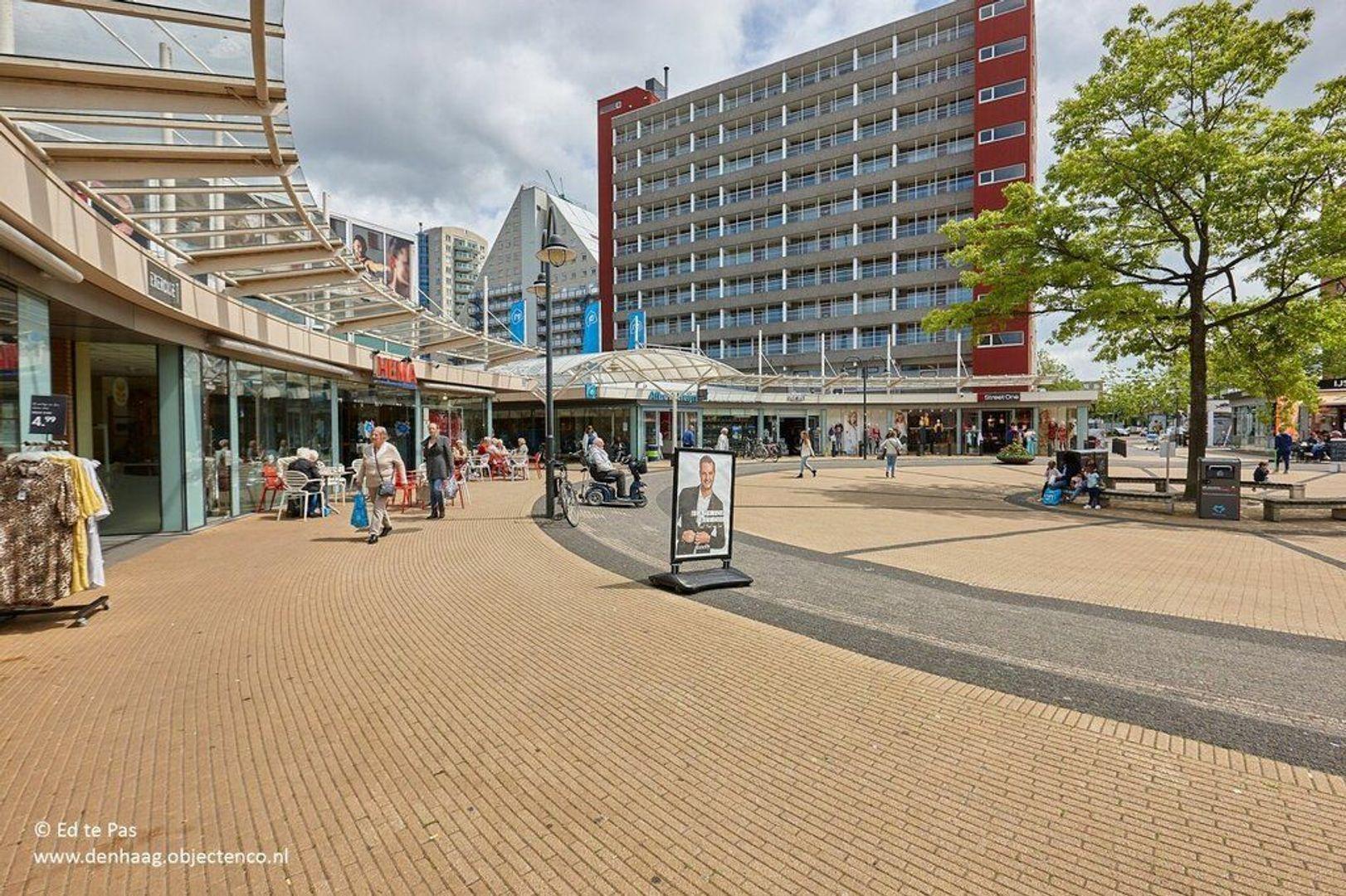 Spinozalaan, Voorburg foto-31 blur