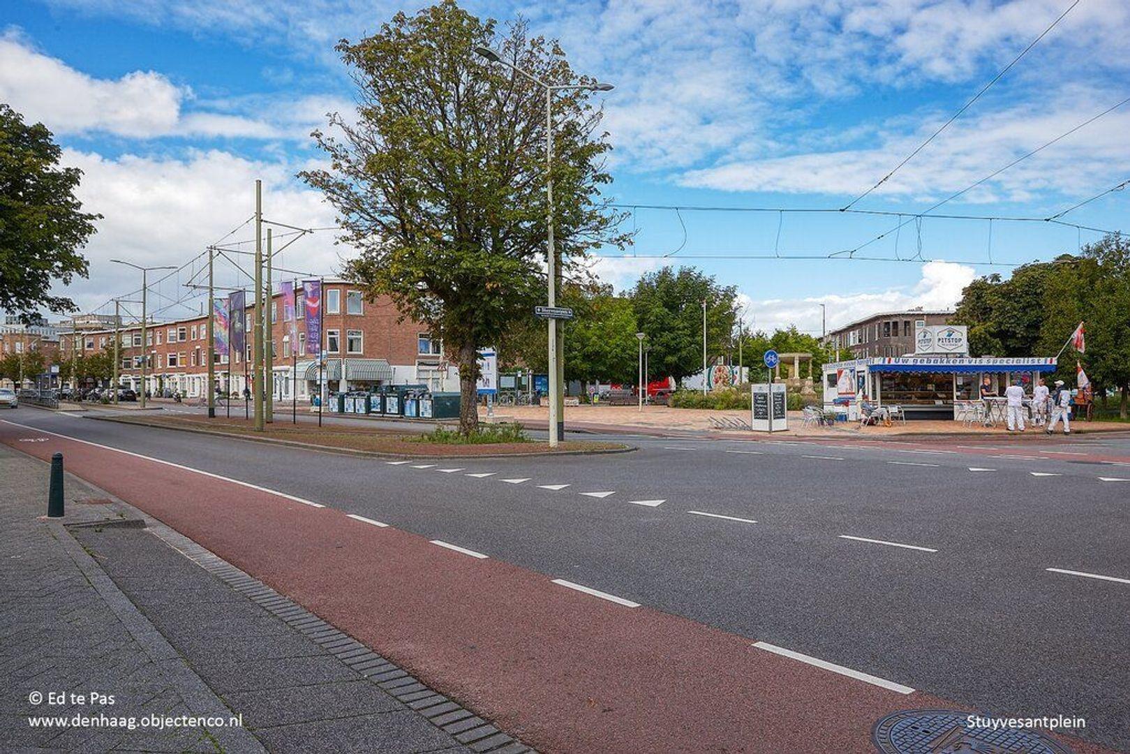 Abraham Patrasstraat, Den Haag foto-27 blur
