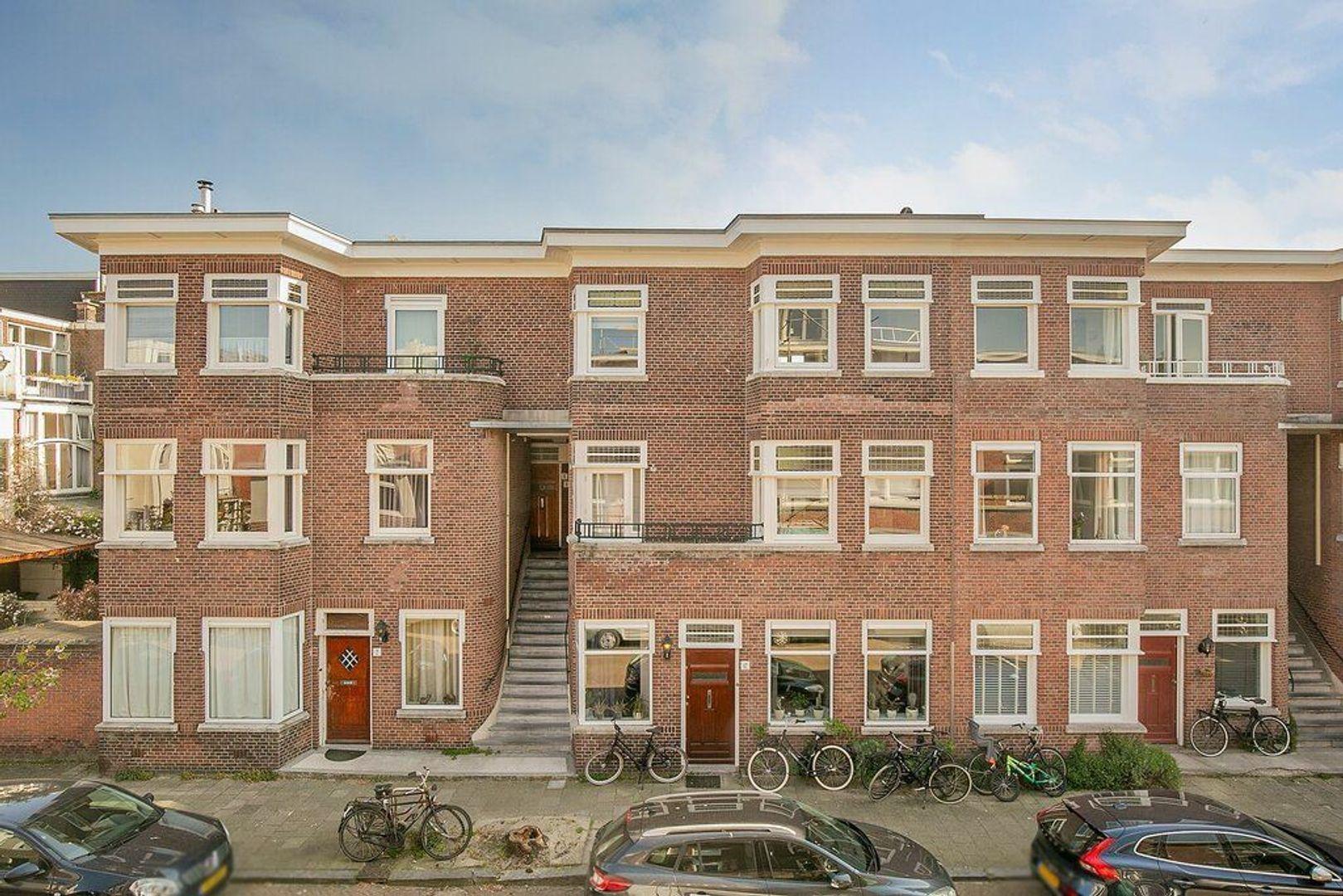 De Moucheronstraat, Den Haag foto-4 blur