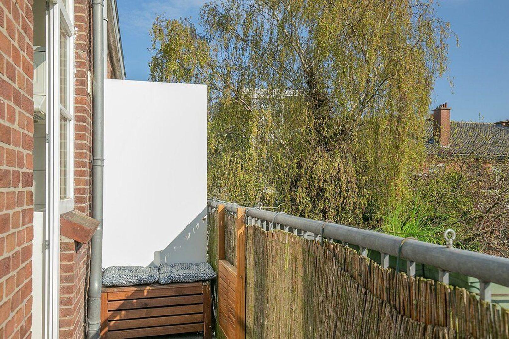 De Moucheronstraat, Den Haag foto-21 blur
