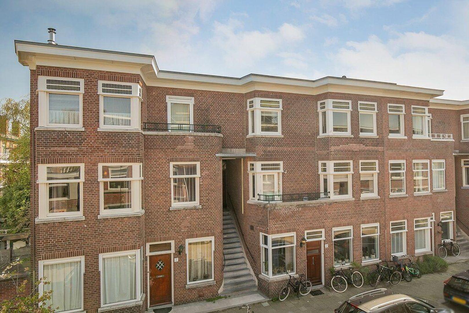 De Moucheronstraat, Den Haag foto-29 blur