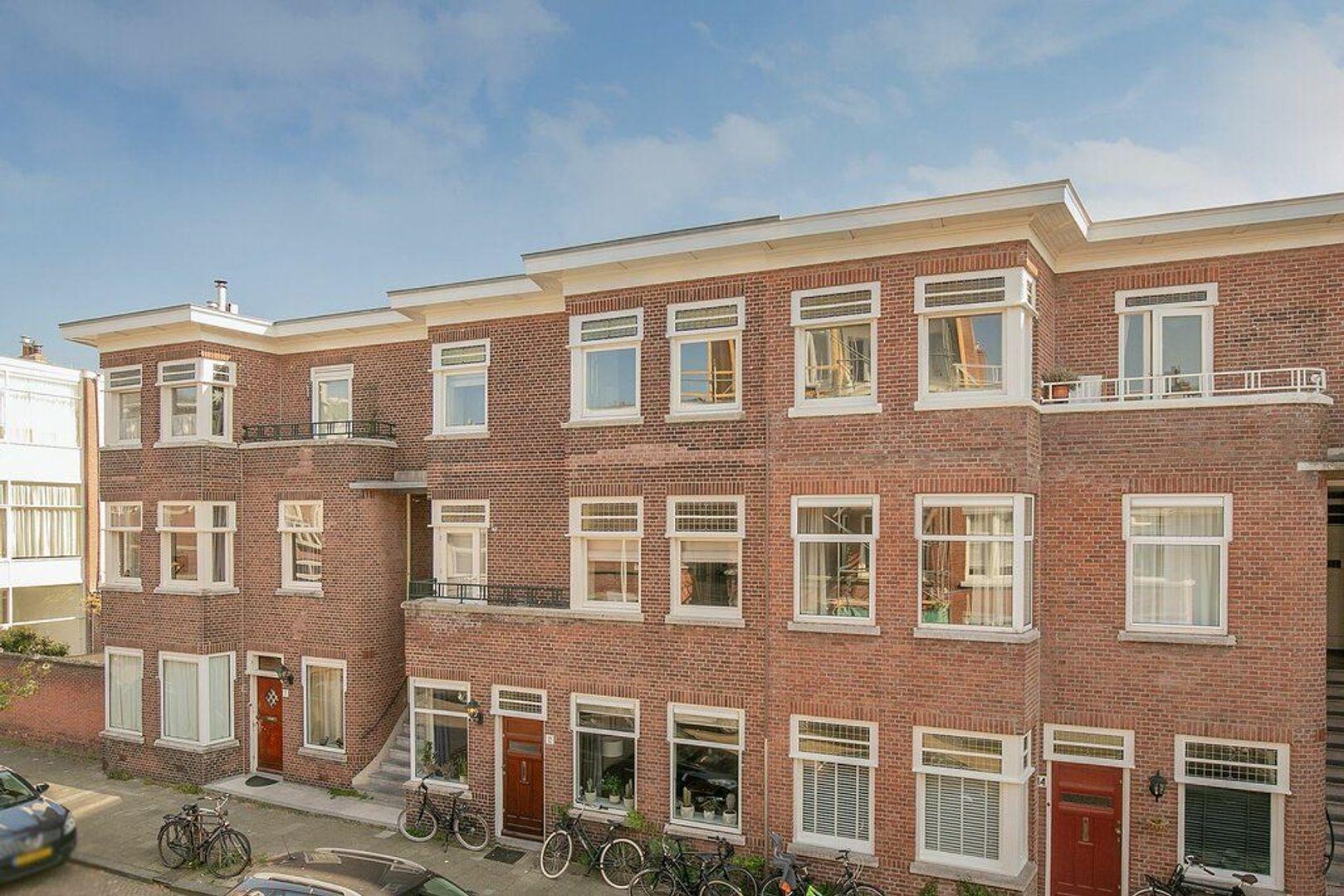 De Moucheronstraat, Den Haag foto-30 blur