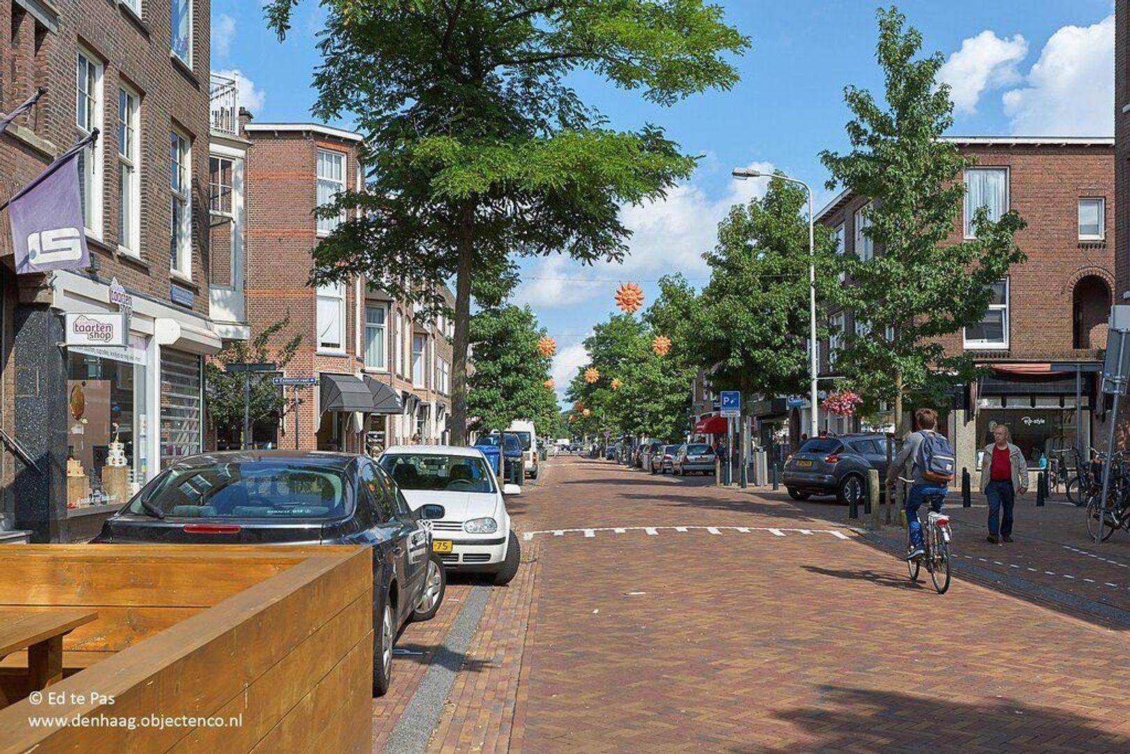 Acaciastraat, Den Haag foto-28 blur