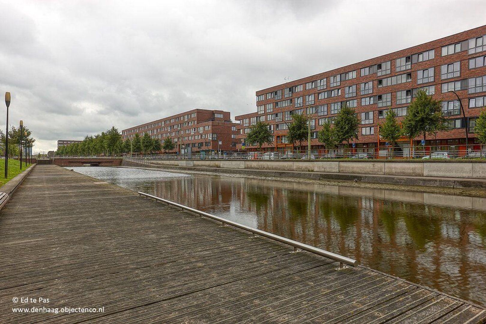 Panamaplein, Den Haag foto-31 blur