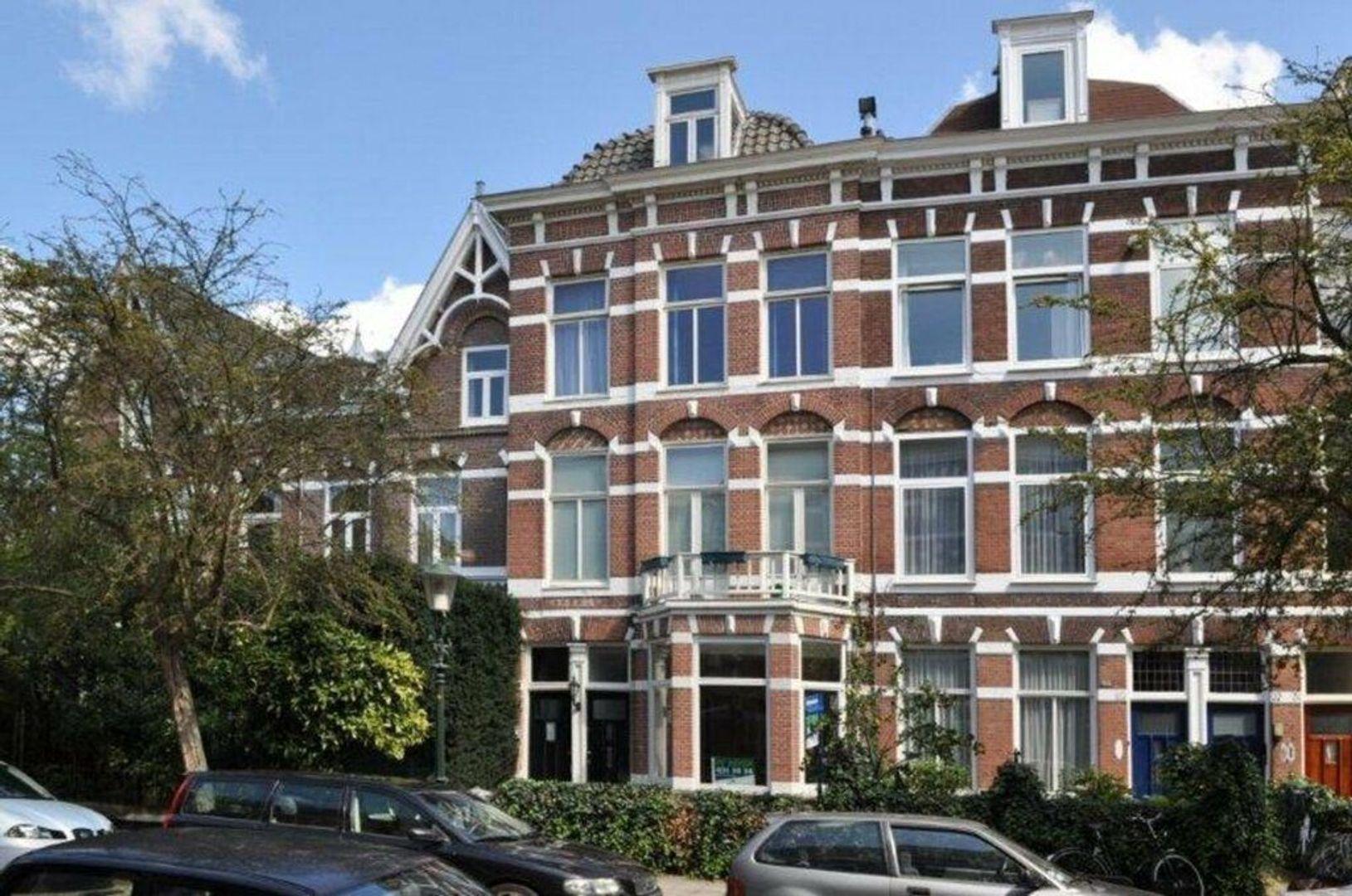 Adelheidstraat, Den Haag foto-2 blur