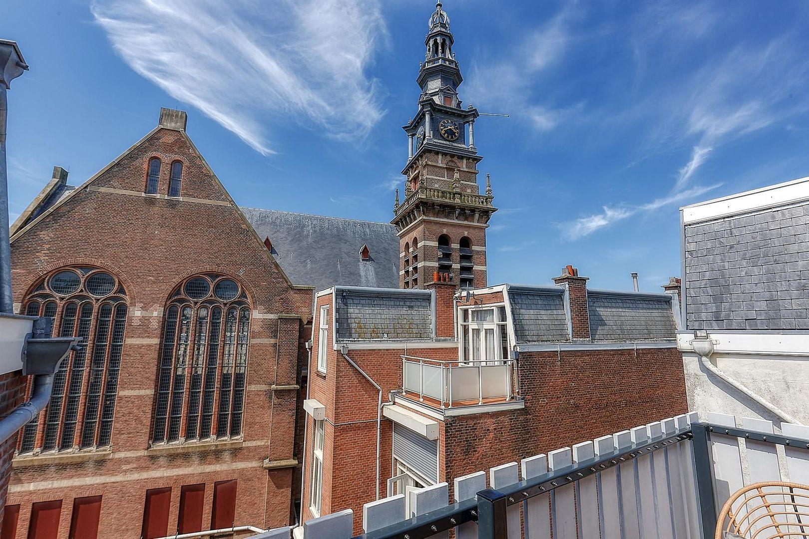 Scheveningseweg, Den Haag foto-9 blur