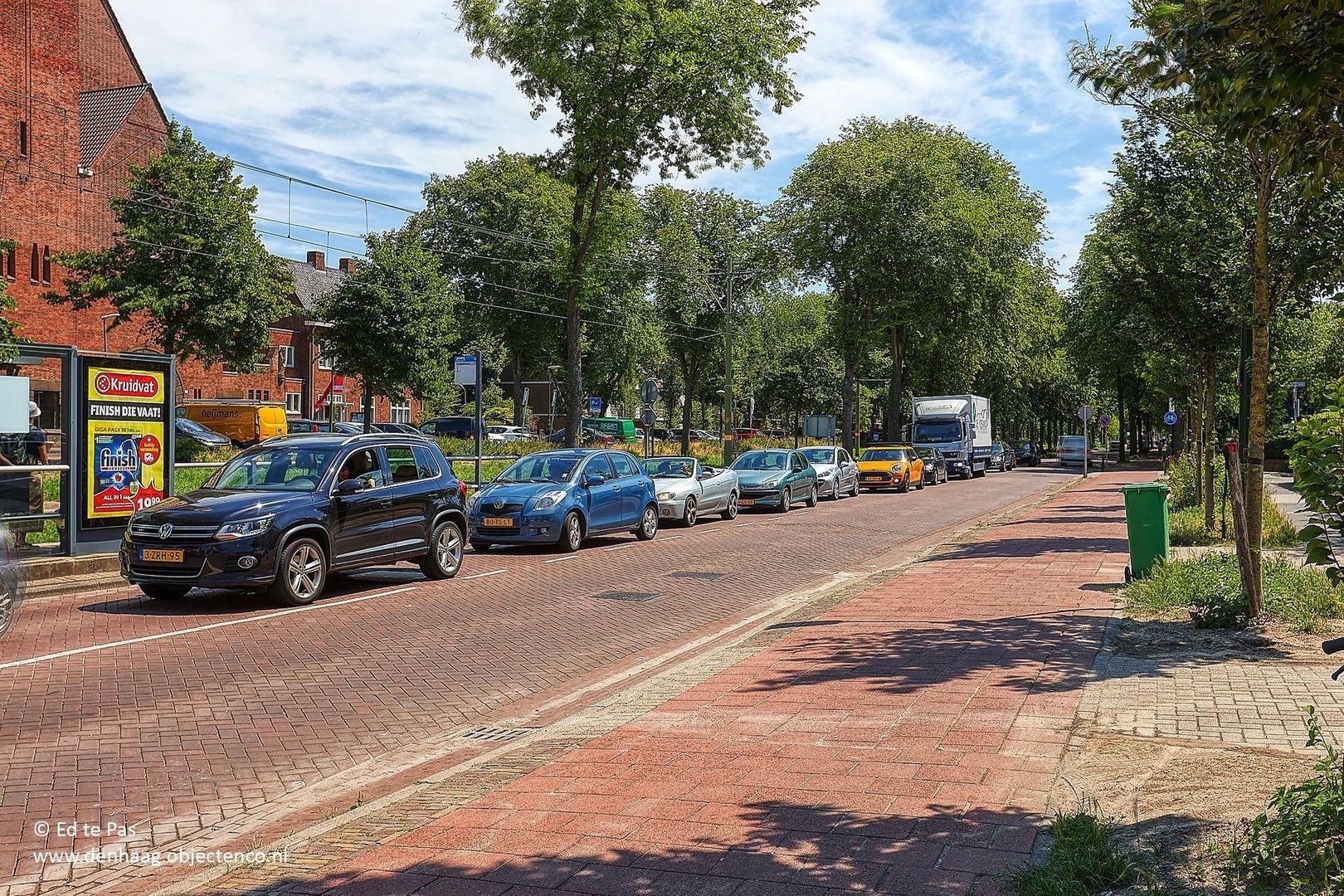 Scheveningseweg, Den Haag foto-45 blur