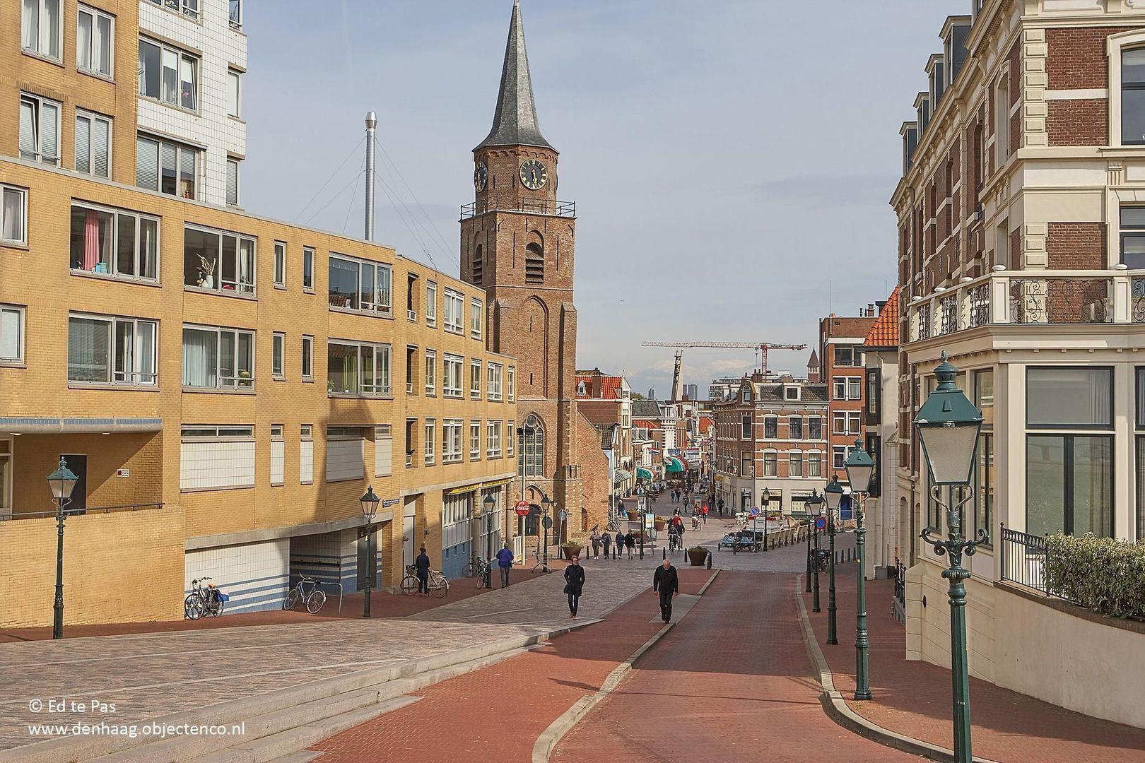Scheveningseweg, Den Haag foto-47 blur