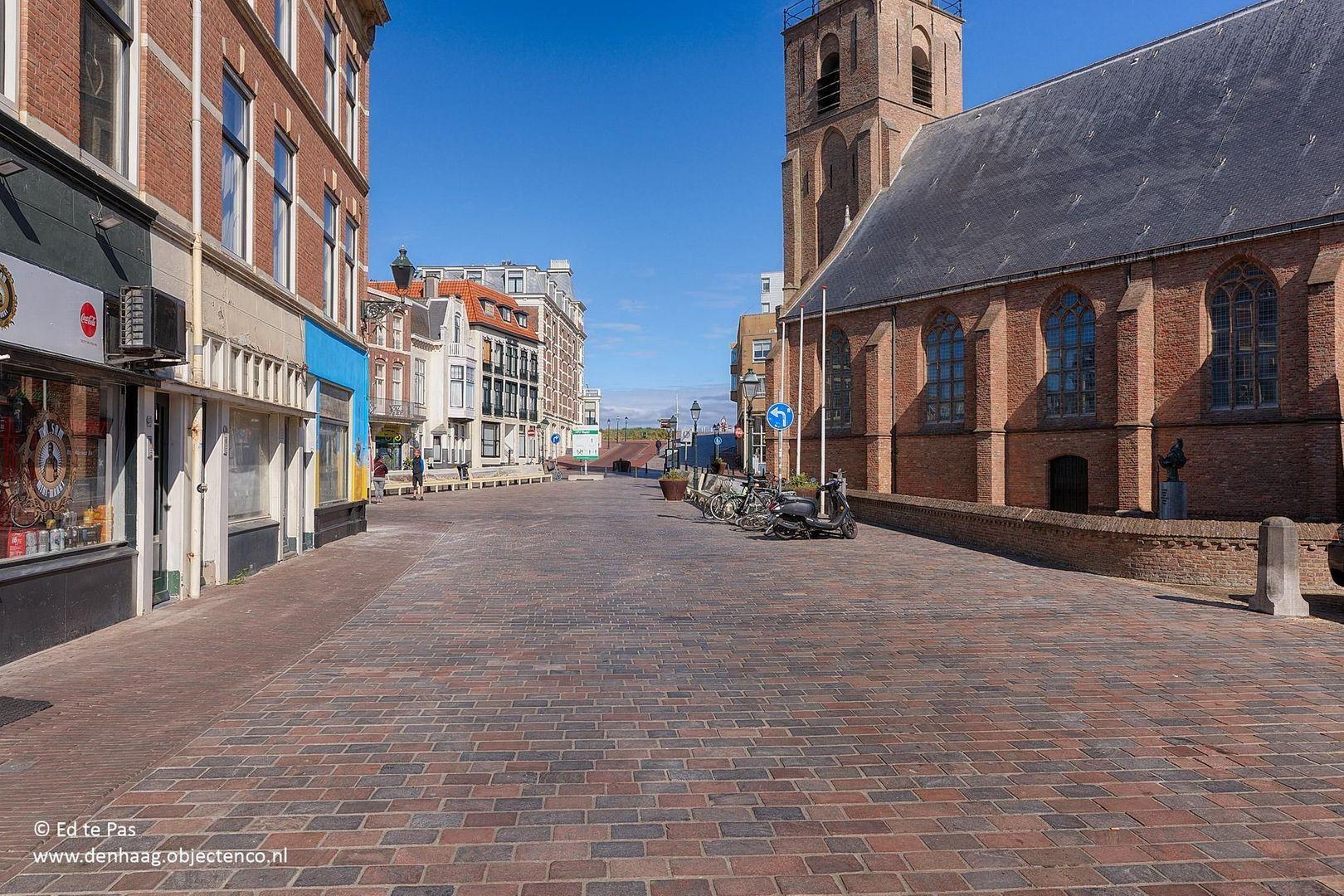 Scheveningseweg, Den Haag foto-48 blur