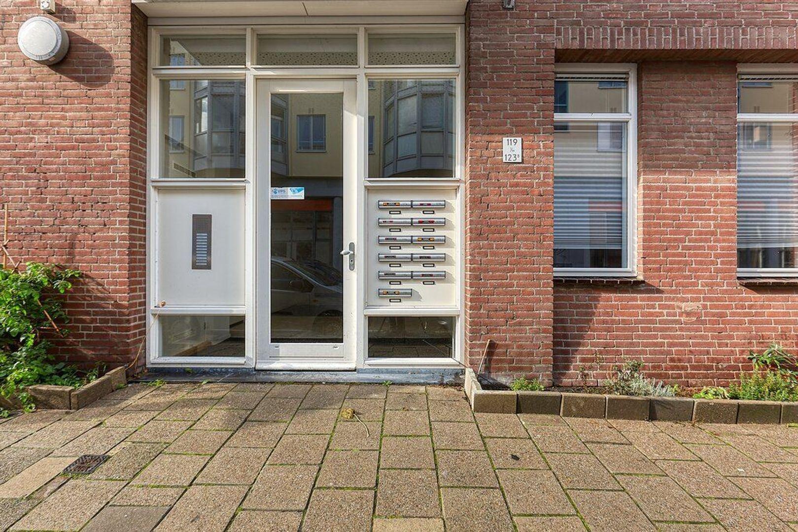 Witte de Withstraat, Den Haag foto-21 blur