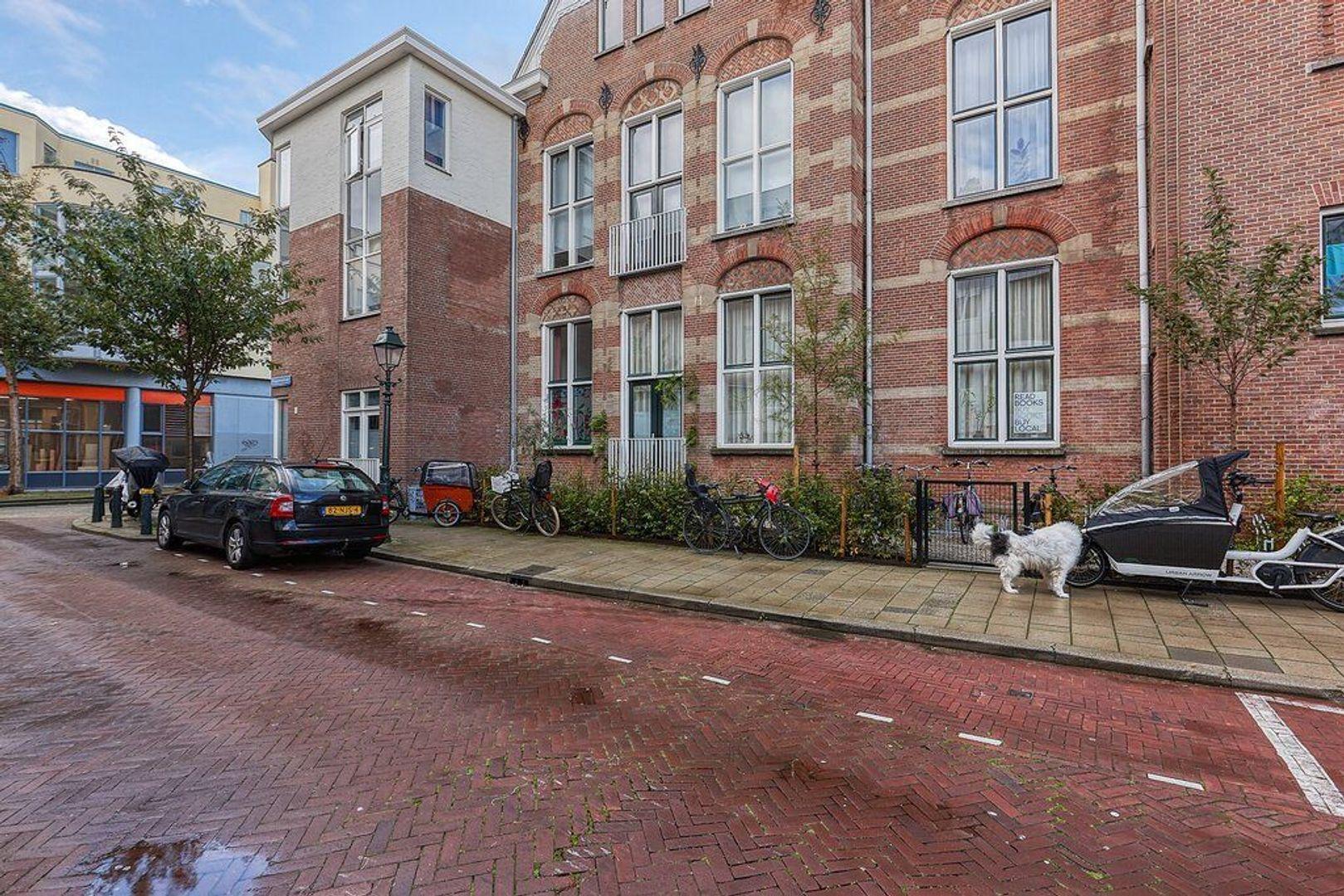 Witte de Withstraat, Den Haag foto-23 blur