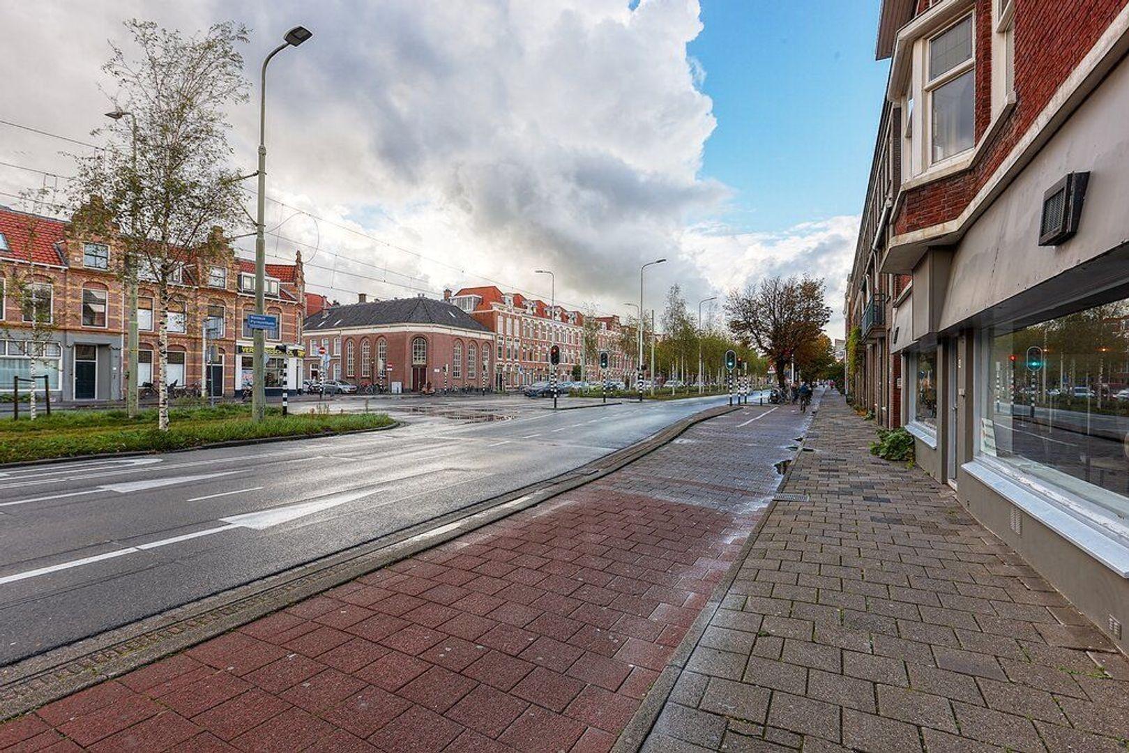Witte de Withstraat, Den Haag foto-25 blur