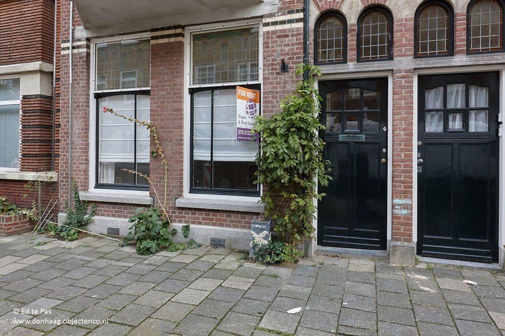 Van Aerssenstraat, Den Haag foto-17 blur
