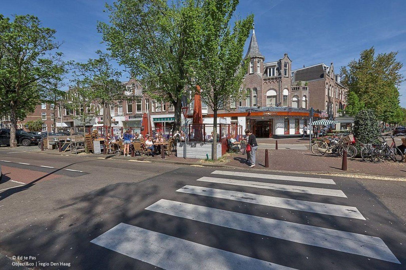 Van Aerssenstraat, Den Haag foto-18 blur