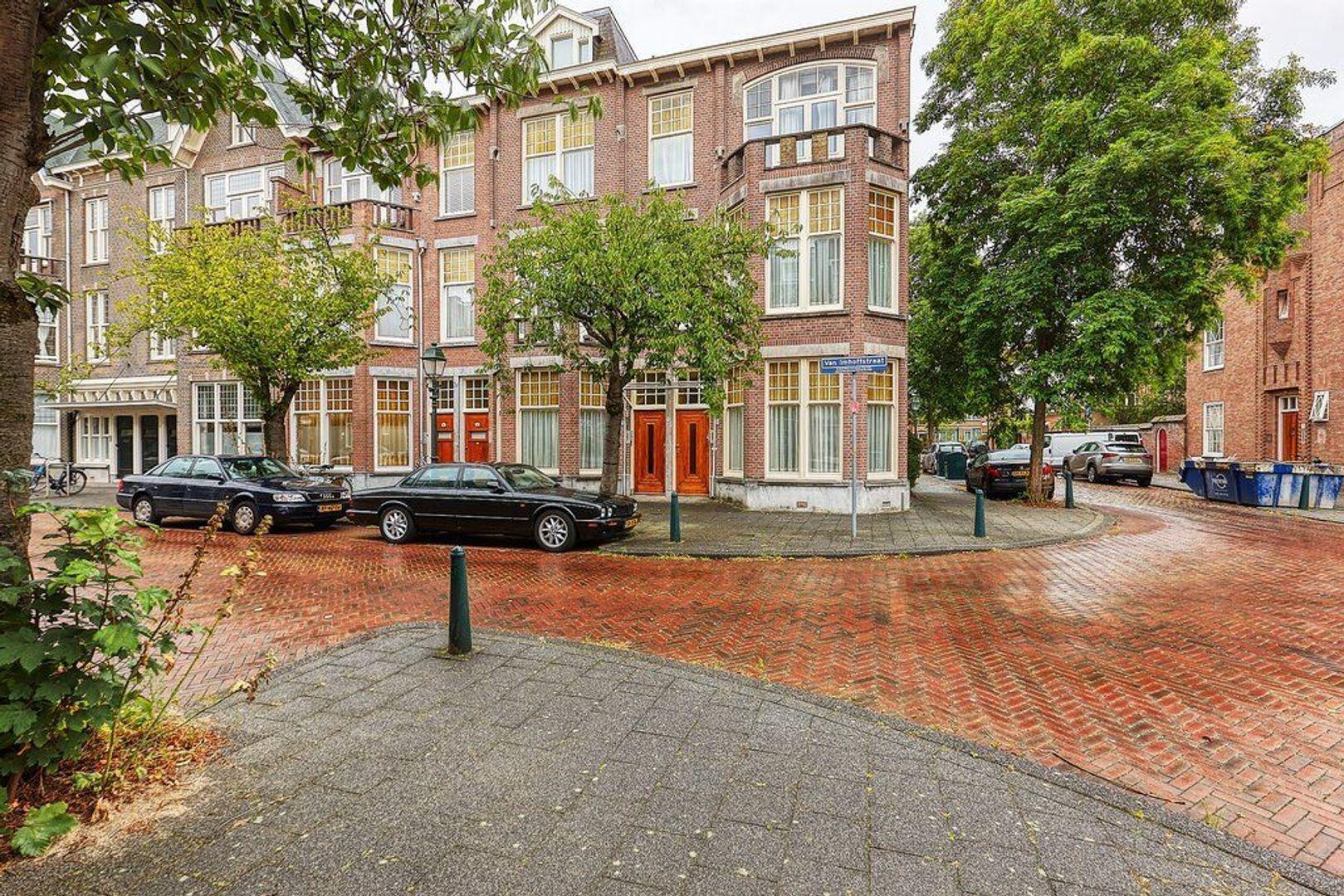 Van Imhoffstraat, Den Haag foto-20 blur