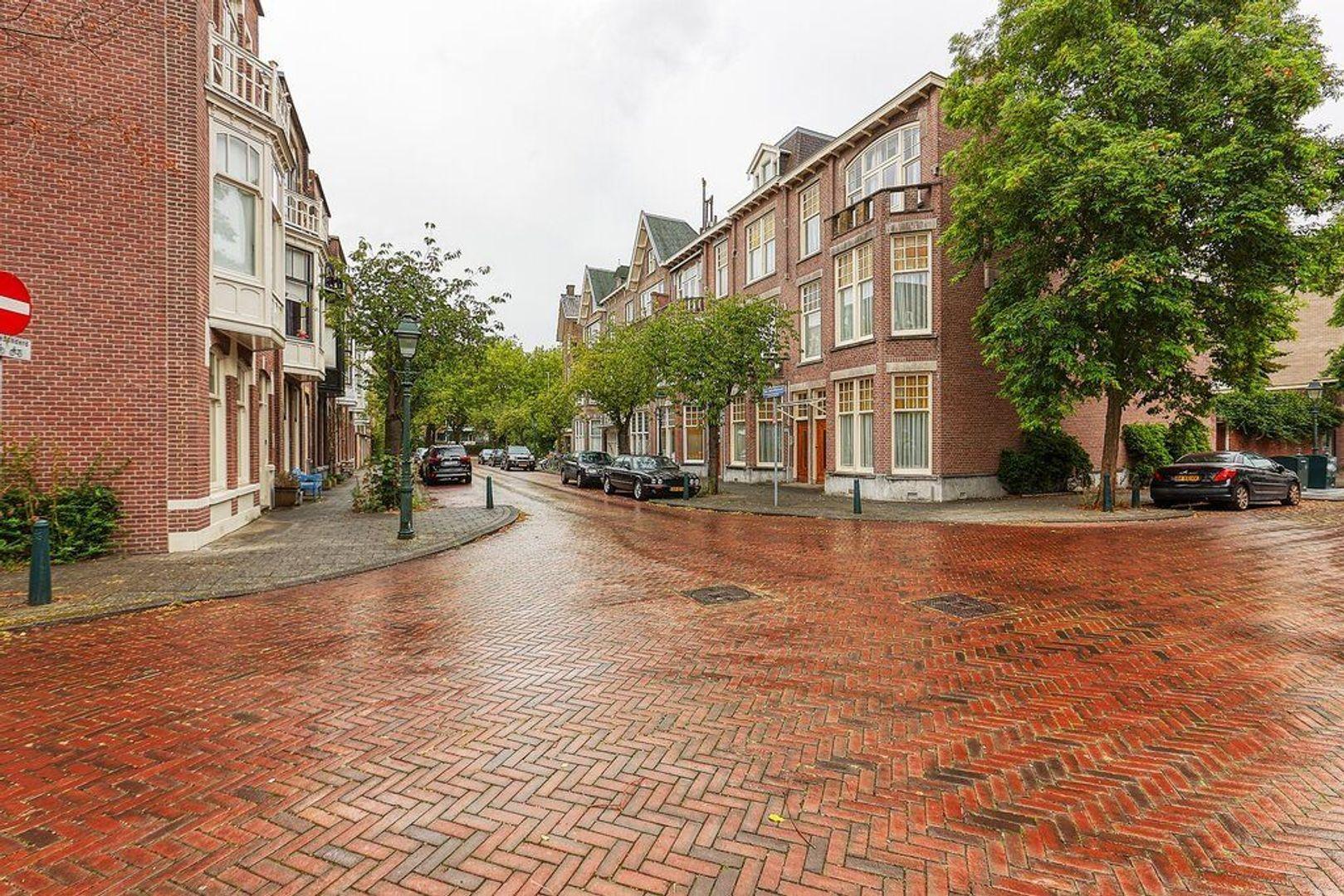 Van Imhoffstraat, Den Haag foto-21 blur