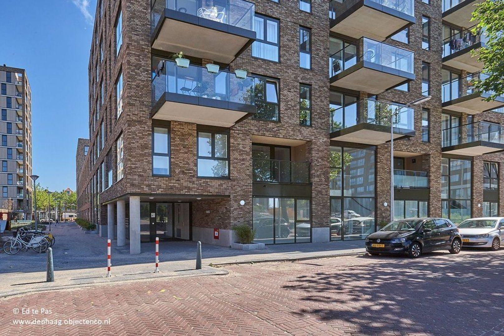 Zamenhofstraat, Den Haag foto-0 blur