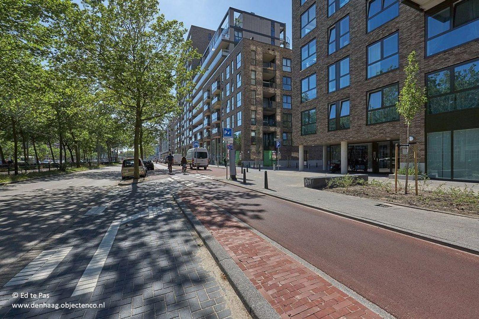 Zamenhofstraat, Den Haag foto-23 blur