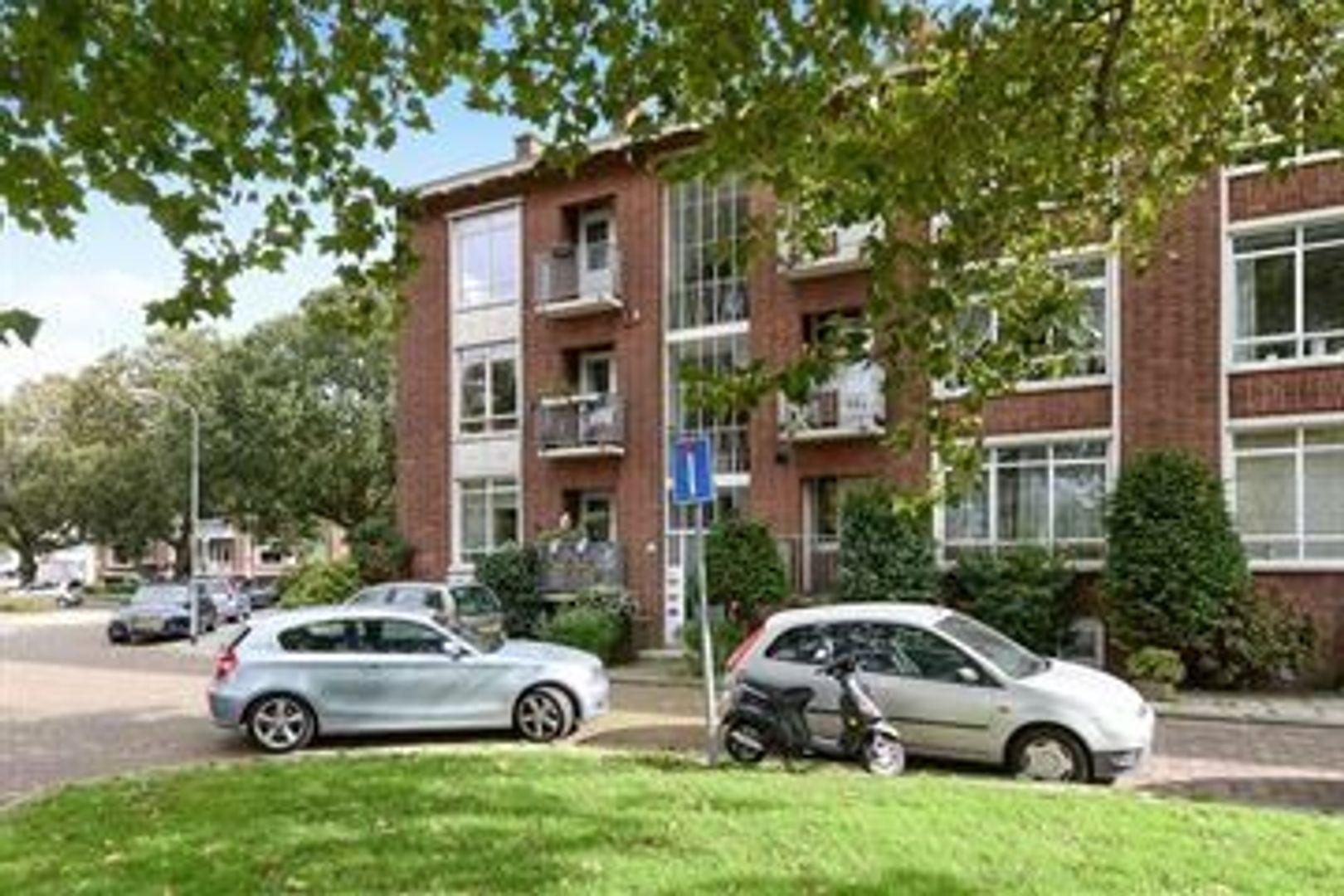 Louis Couperusstraat, Voorburg foto-22 blur