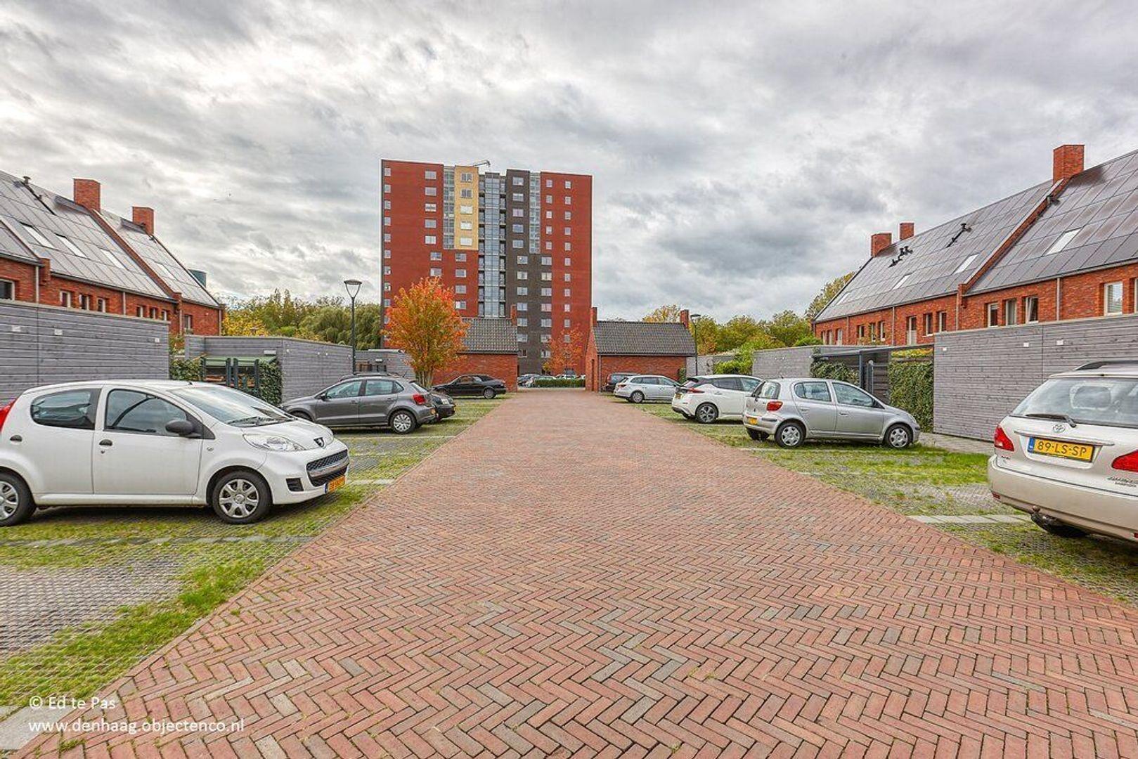 De Booijstraat, Delft foto-31 blur