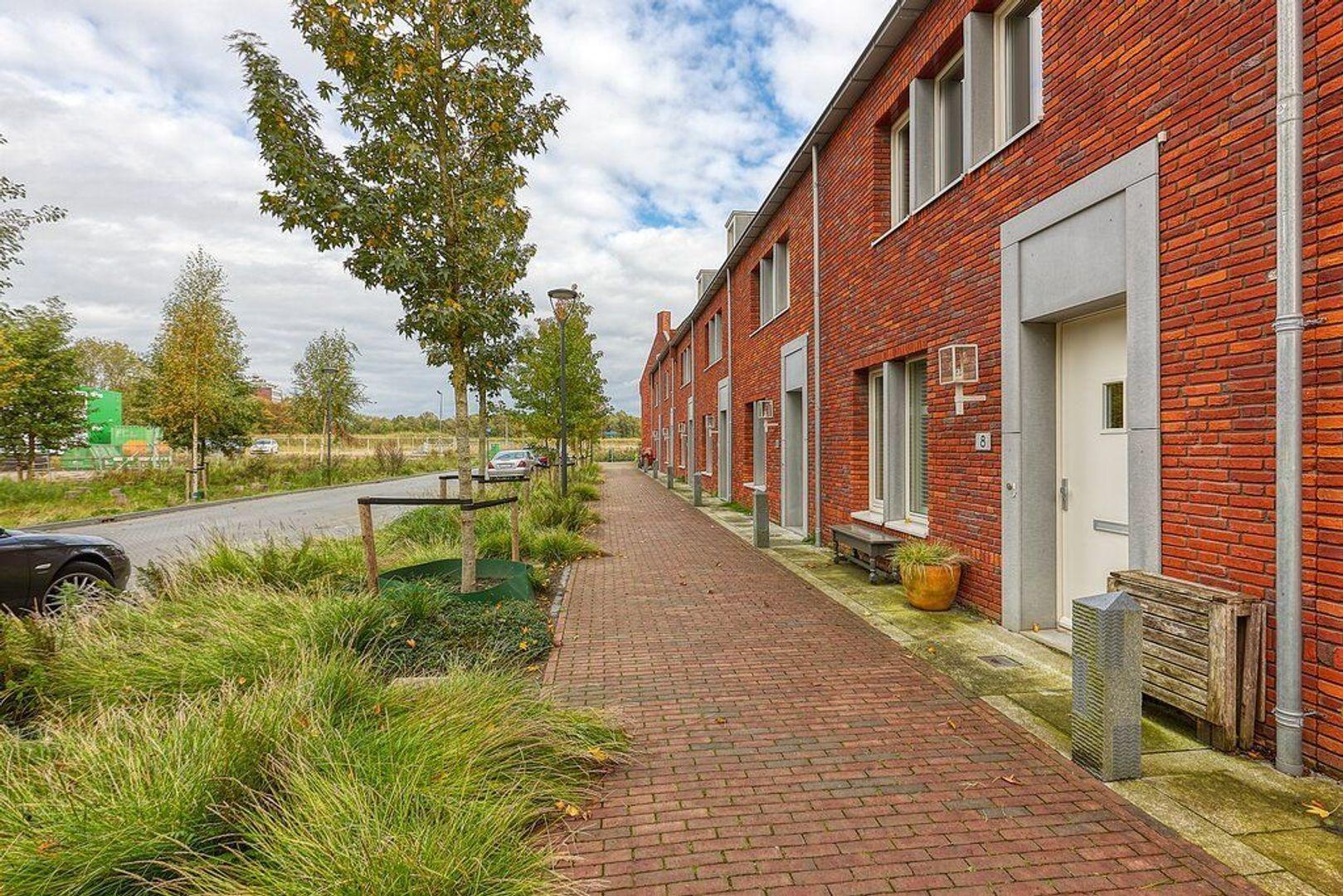 De Booijstraat, Delft foto-29 blur